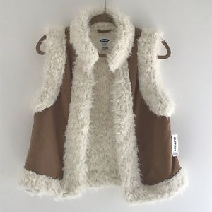 FAUX Fur Vest Old Navy Fall 2018